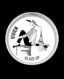 Gel-Paste Glaze Up Vivien